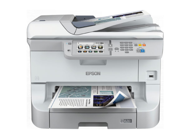 Imprimante multifonction A4 laser couleur