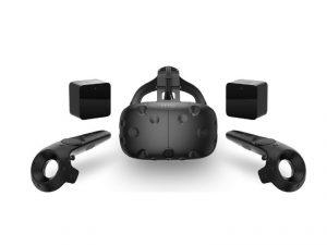 Louez un casque de réalité virtuelle HTC Vive