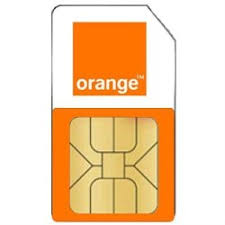 Carte SIM 4G orange